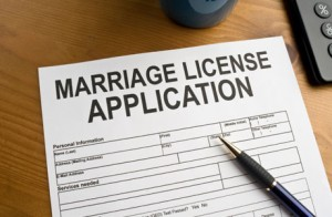 New York Legal Marriage License